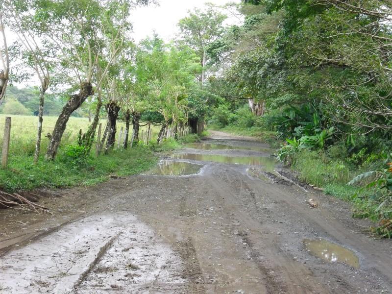 erste amerikanische Strassenerfahrungen in Costa Rica (2010)